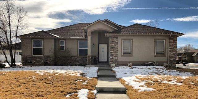 734 Antelope Street, Delta, CO 81416 (MLS #20190213) :: The Grand Junction Group