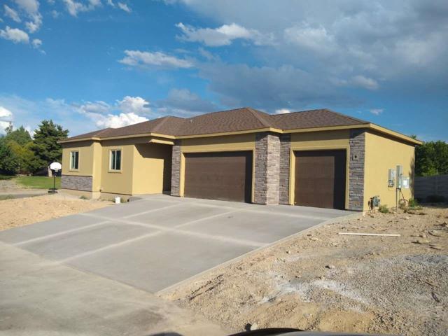 145 Buena Vista Drive, Grand Junction, CO 81503 (MLS #20190930) :: The Christi Reece Group