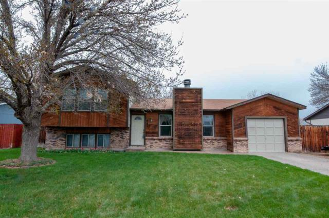 642 Starlight Drive, Grand Junction, CO 81504 (MLS #20191311) :: The Grand Junction Group with Keller Williams Colorado West LLC