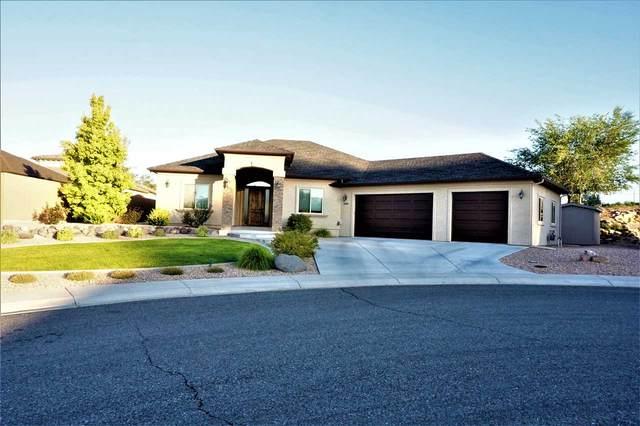 2119 Canyon Wren Court, Grand Junction, CO 81507 (MLS #20191436) :: The Christi Reece Group