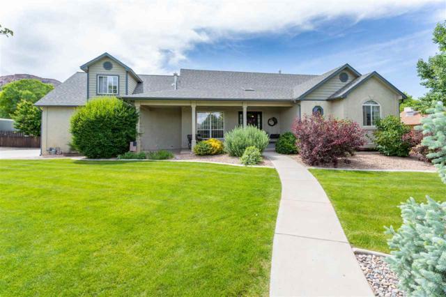 339 Redcliff Court, Grand Junction, CO 81507 (MLS #20191560) :: CapRock Real Estate, LLC
