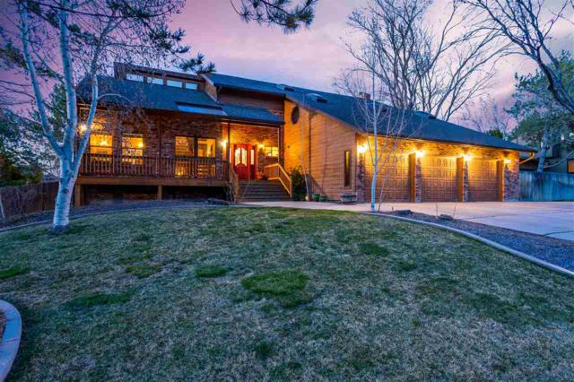 2678 Continental Drive, Grand Junction, CO 81506 (MLS #20191592) :: The Christi Reece Group