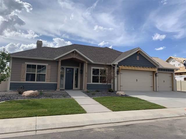 815 Apple Glen Drive, Grand Junction, CO 81505 (MLS #20191996) :: The Christi Reece Group