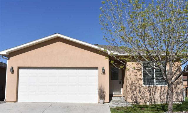 421 1/2 Bear Dance Drive, Grand Junction, CO 81504 (MLS #20192202) :: The Grand Junction Group with Keller Williams Colorado West LLC