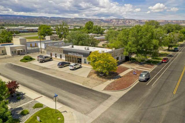 1649 Main Street, Grand Junction, CO 81501 (MLS #20192926) :: The Grand Junction Group with Keller Williams Colorado West LLC