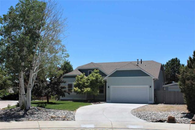 2043 E Cedar Meadows Court, Grand Junction, CO 81507 (MLS #20193669) :: The Grand Junction Group with Keller Williams Colorado West LLC