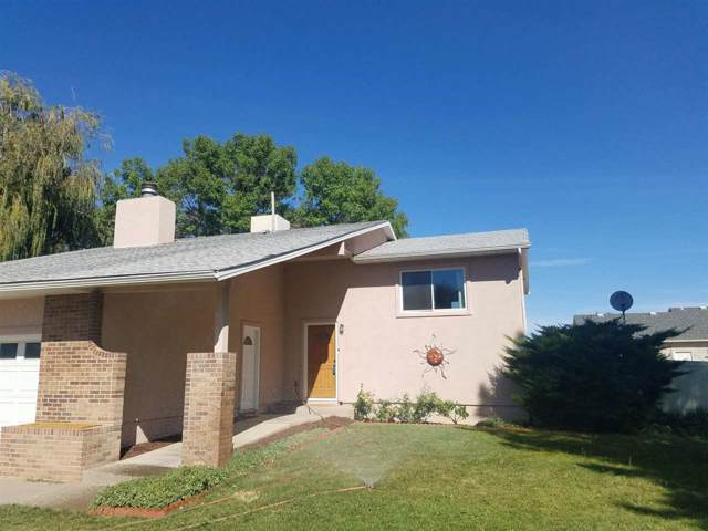 2930 Kathy Jo Lane, Grand Junction, CO 81503 (MLS #20194778) :: The Christi Reece Group