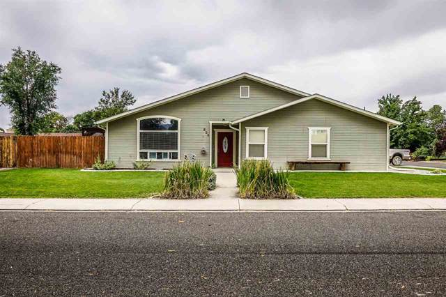 625 Monarch Way, Grand Junction, CO 81504 (MLS #20194939) :: The Christi Reece Group
