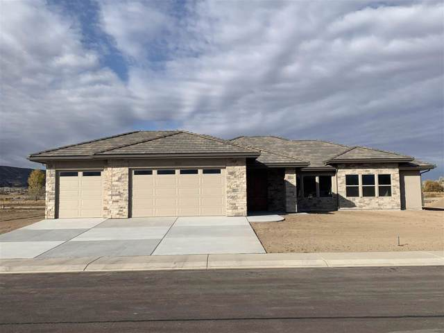 1223 Eagle Way, Fruita, CO 81521 (MLS #20195097) :: CapRock Real Estate, LLC