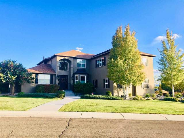 890 Overview Road, Grand Junction, CO 81506 (MLS #20195598) :: The Kimbrough Team | RE/MAX 4000
