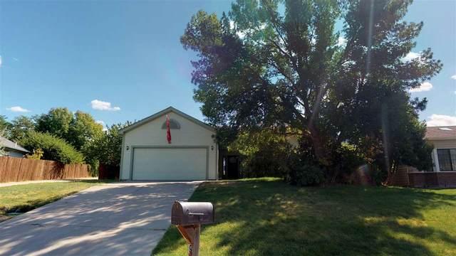 90 Juniper Lane, Battlement Mesa, CO 81635 (MLS #20195743) :: The Grand Junction Group with Keller Williams Colorado West LLC