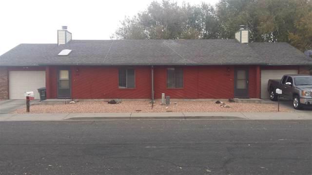 1168 & 1170 Santa Clara Avenue, Grand Junction, CO 81503 (MLS #20196016) :: CapRock Real Estate, LLC
