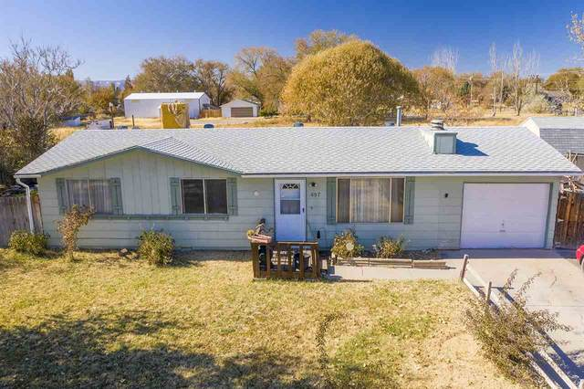 497 31 1/4 Road, Grand Junction, CO 81504 (MLS #20196180) :: The Christi Reece Group