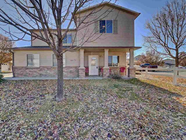 2461 1/2 Brookwillow Loop, Grand Junction, CO 81505 (MLS #20196200) :: The Christi Reece Group