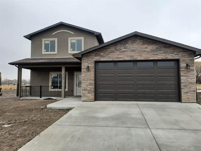 3124 Grama Avenue, Grand Junction, CO 81504 (MLS #20200272) :: The Grand Junction Group with Keller Williams Colorado West LLC
