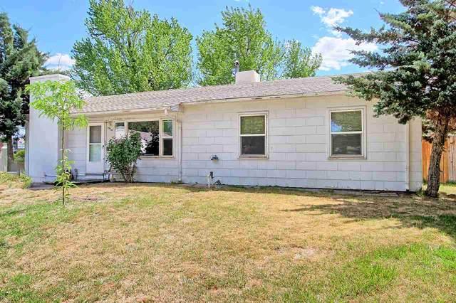 1954 Parkland Court, Grand Junction, CO 81501 (MLS #20200275) :: CapRock Real Estate, LLC