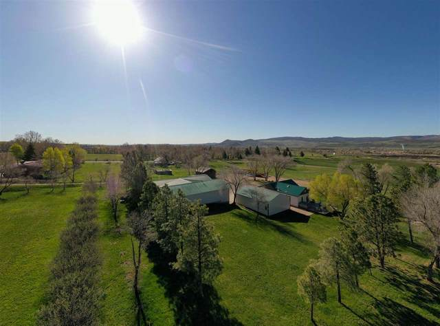 630 Ashley Road, Craig, CO 81625 (MLS #20200439) :: The Kimbrough Team | RE/MAX 4000