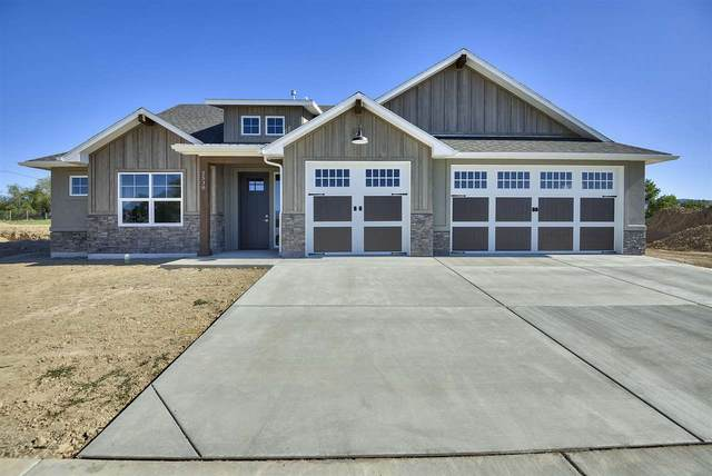 2538 Frying Pan Drive, Grand Junction, CO 81505 (MLS #20200609) :: The Danny Kuta Team