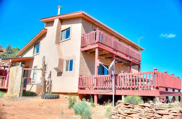 9601 Canal Road, Glade Park, CO 81523 (MLS #20200961) :: The Christi Reece Group