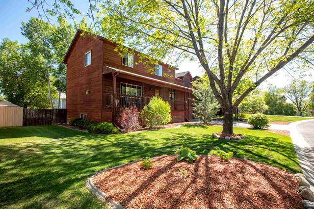 2555 G 3/8 Road, Grand Junction, CO 81505 (MLS #20201445) :: CENTURY 21 CapRock Real Estate