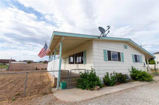 2856 B 3/4 Road, Grand Junction, CO 81503 (MLS #20201461) :: CENTURY 21 CapRock Real Estate