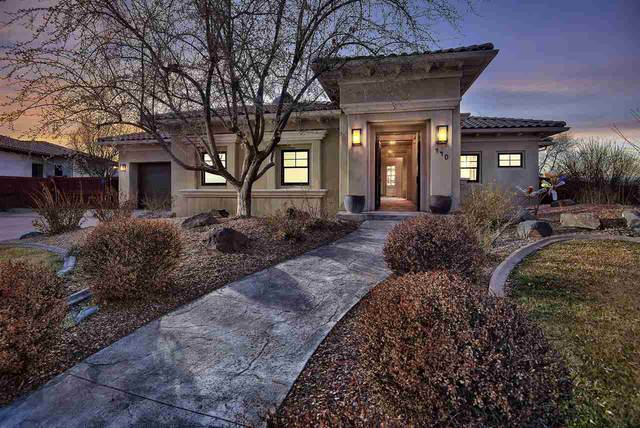440 High Pointe Circle, Grand Junction, CO 81507 (MLS #20201516) :: Lifestyle Living Real Estate