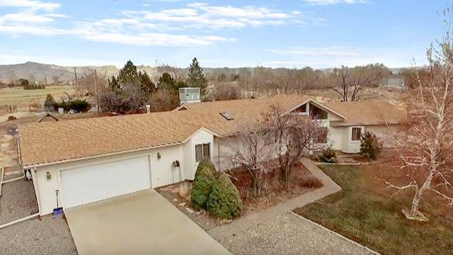 1130 23 Road, Grand Junction, CO 81506 (MLS #20201561) :: The Christi Reece Group