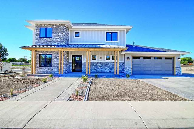 2545 Frying Pan Drive, Grand Junction, CO 81505 (MLS #20201608) :: The Christi Reece Group