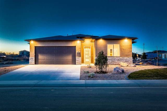 893 Spring Crossing, Grand Junction, CO 81506 (MLS #20202110) :: The Grand Junction Group with Keller Williams Colorado West LLC