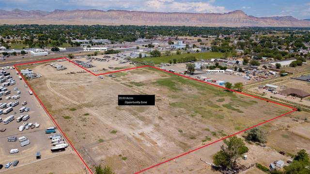 TBD Gunnison Avenue, Grand Junction, CO 81501 (MLS #20202372) :: The Kimbrough Team | RE/MAX 4000