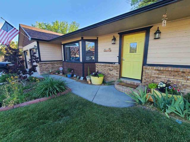 587 Asbury Court, Grand Junction, CO 81504 (MLS #20202522) :: The Christi Reece Group