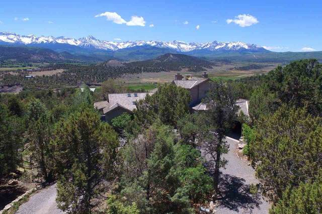 5965 Pleasant Point Drive, Ridgway, CO 81432 (MLS #20202679) :: The Kimbrough Team | RE/MAX 4000