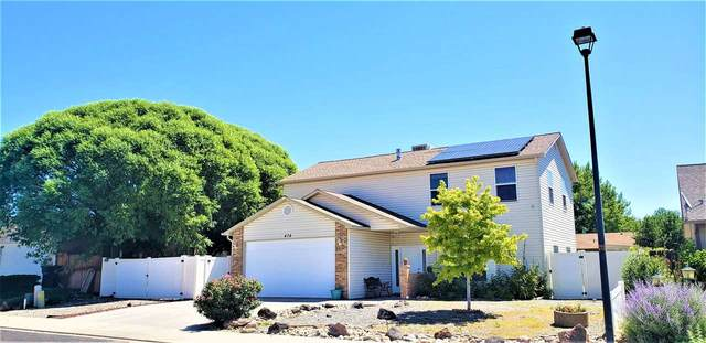 476 Coos Bay Street, Grand Junction, CO 81504 (MLS #20203114) :: The Christi Reece Group