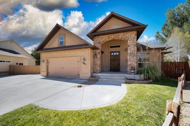 681 Tahoe Circle, Grand Junction, CO 81505 (MLS #20203248) :: Lifestyle Living Real Estate