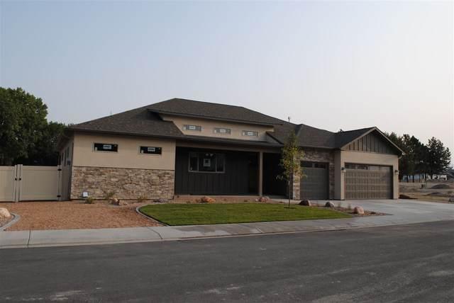 2528 Woody Creek Drive, Grand Junction, CO 81506 (MLS #20203896) :: CENTURY 21 CapRock Real Estate