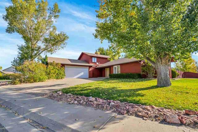 1496 La Mesa Circle, Rangely, CO 81648 (MLS #20205054) :: The Kimbrough Team | RE/MAX 4000