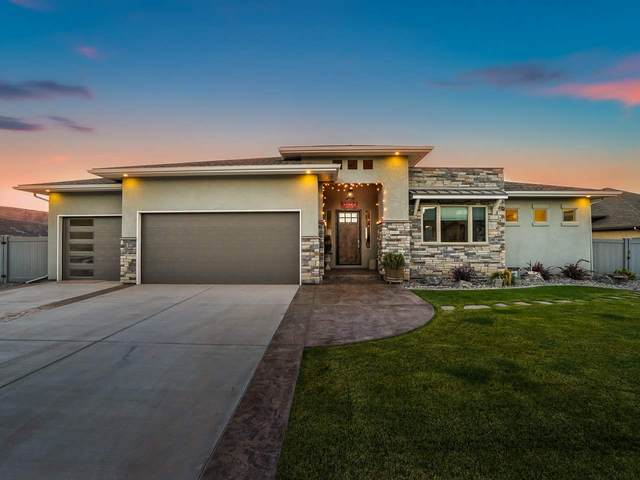 2190 Knowles Canyon Avenue, Grand Junction, CO 81507 (MLS #20205170) :: The Kimbrough Team | RE/MAX 4000