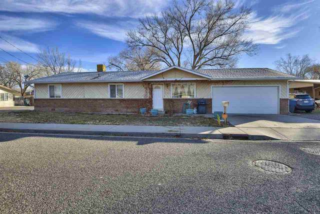 296 Holly Lane, Grand Junction, CO 81503 (MLS #20205310) :: The Christi Reece Group