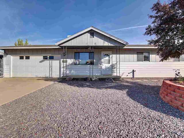 3184 Kennedy Avenue, Grand Junction, CO 81504 (MLS #20205351) :: The Danny Kuta Team