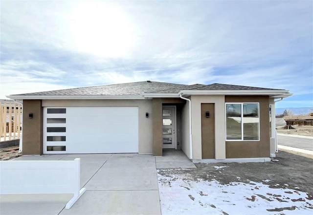 3127 Platte River Drive, Grand Junction, CO 81504 (MLS #20205449) :: CENTURY 21 CapRock Real Estate