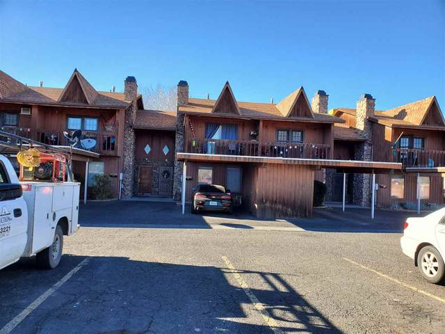 1156 Bookcliff Avenue #10, Grand Junction, CO 81501 (MLS #20205997) :: The Kimbrough Team | RE/MAX 4000