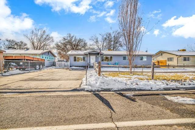 1040 E Aspen Avenue, Fruita, CO 81521 (MLS #20206171) :: The Grand Junction Group with Keller Williams Colorado West LLC