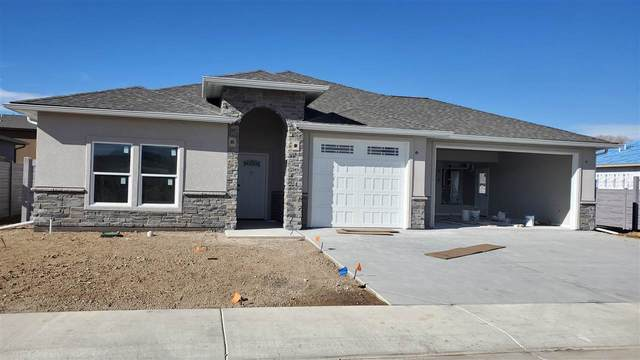 241 Esperanza Court, Grand Junction, CO 81503 (MLS #20206197) :: The Grand Junction Group with Keller Williams Colorado West LLC