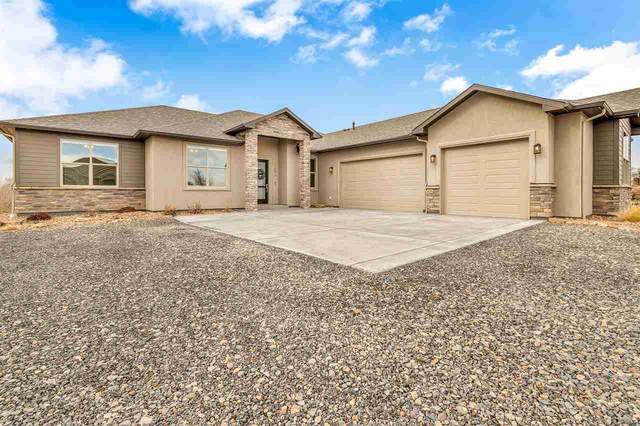 1003 Dougherty Court, Grand Junction, CO 81505 (MLS #20210355) :: Lifestyle Living Real Estate