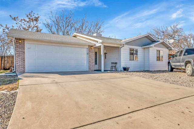 1145 Micaelas Court, Orchard Mesa, CO 81503 (MLS #20210880) :: The Grand Junction Group with Keller Williams Colorado West LLC