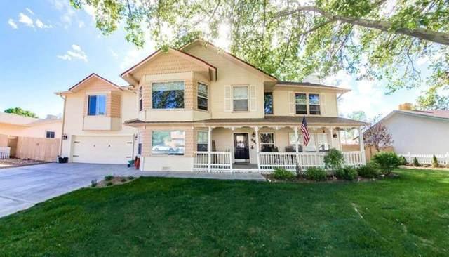 804 Mazatlan Drive, Grand Junction, CO 81506 (MLS #20212480) :: Michelle Ritter
