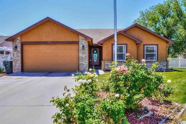 711 Lochwood Court, Grand Junction, CO 81505 (MLS #20212790) :: The Christi Reece Group