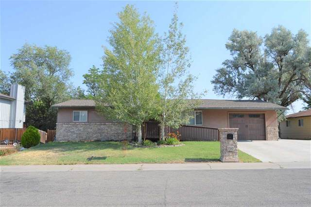 150 Willowbrook Road, Grand Junction, CO 81506 (MLS #20212858) :: The Christi Reece Group