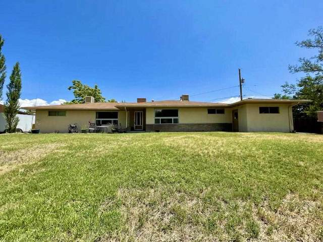 106 Santa Fe Drive, Grand Junction, CO 81501 (MLS #20213632) :: The Grand Junction Group with Keller Williams Colorado West LLC