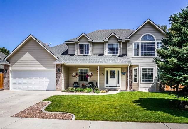608 Devin Drive, Grand Junction, CO 81504 (MLS #20213900) :: CENTURY 21 CapRock Real Estate